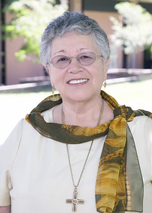 Sr. Andrea Mendoza