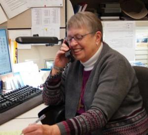 Sr. Margaret Hoffman, Justice & Peace Coordinatorfor