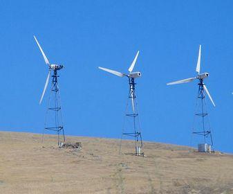 Windmills by Eva Luedin, flickr.com