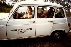 Sr. Ruth in Kenya