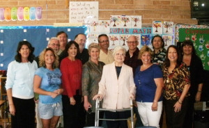 Sr. Lucy with former students
