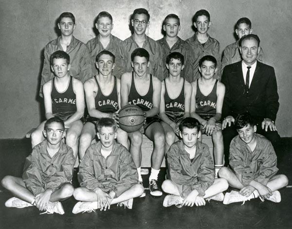 champions of the interparochial league 1963_600px