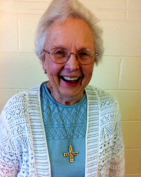 Meet Sister Edna Maier