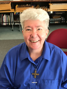 Meet Sister Angele Lewis